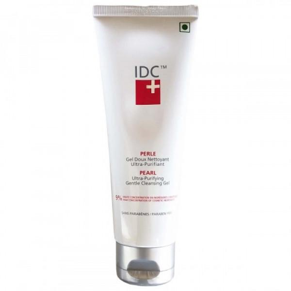 IDC Pearl Gel Cleanser, 120ml