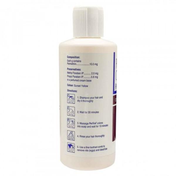 Perlice Cream, 120gm