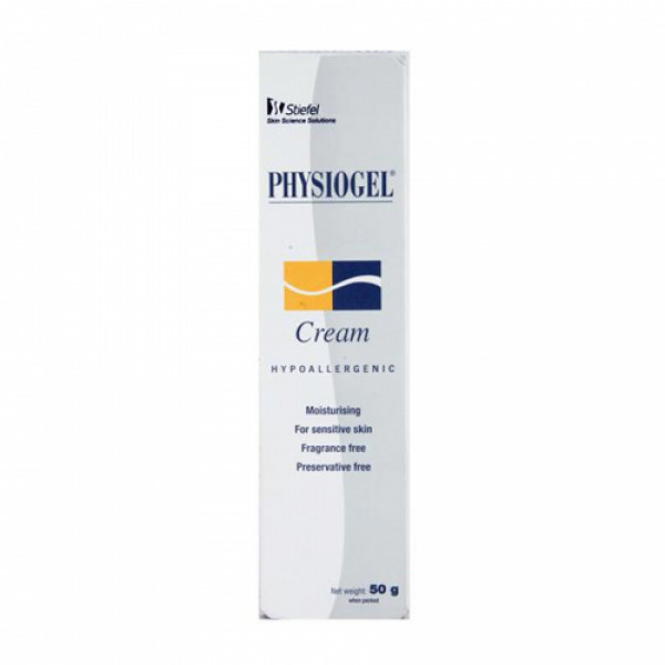 Physiogel Hypoallergenic Cream, 50gm