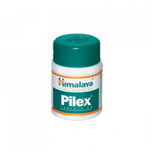 Himalaya Herbals Pilex, 60 Tablets