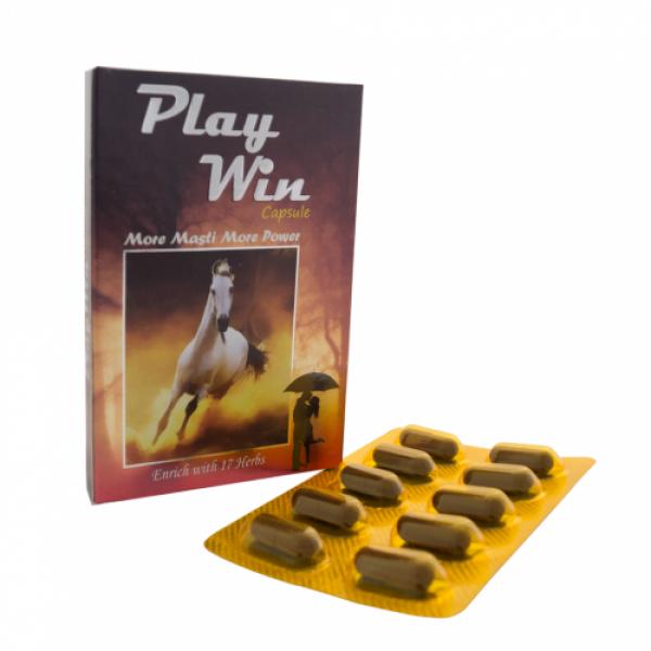 Playwin, 10 Capsules