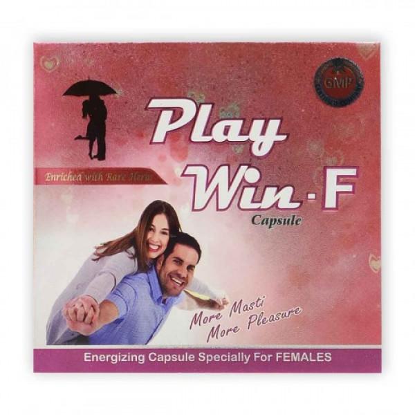 Playwin F, 10 Capsules