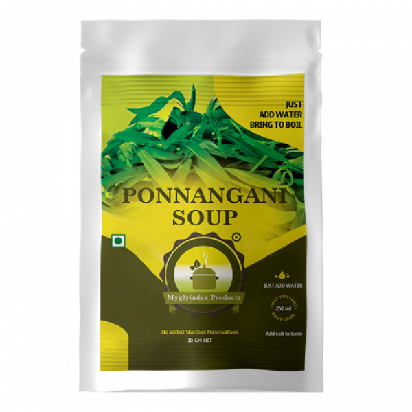 Myglyindex Ponannagani Soup, 10gm (Pack Of 10)
