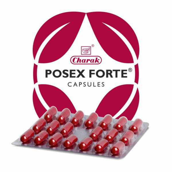 Posex Forte, 20 Capsules