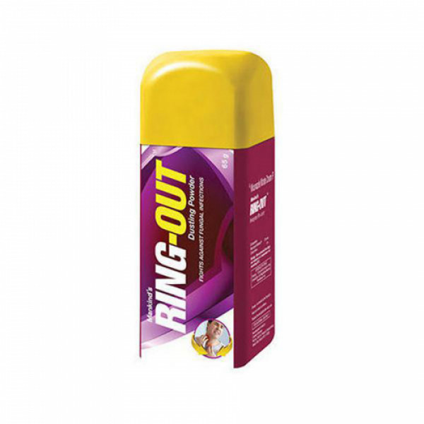 Ring-Out Dusting Powder, 65gm