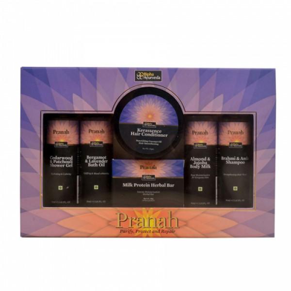 Bipha Ayurveda Pranah Bath Kit