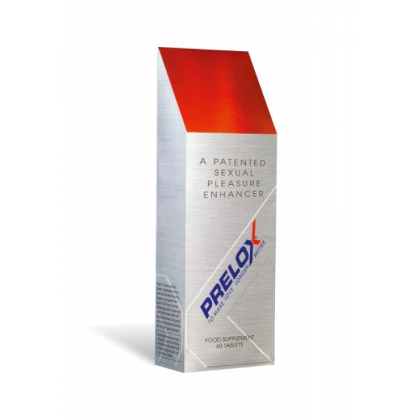 Prelox Male Food Supplement, 60 Tablets