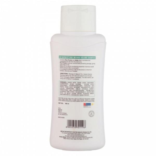 Dr Batra's Hair Vitalizing Serum With Pro+ Intense Volume Shampoo Combo Pack