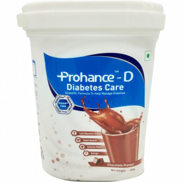 Prohance - D Chocolate, 400gm