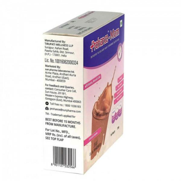 Prohance Mom Chocolate, 200gm