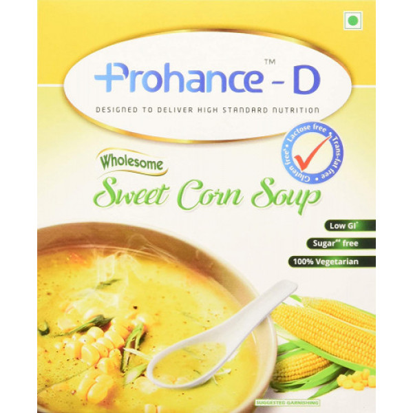 Prohance D Sweet Corn Soup, 200gm
