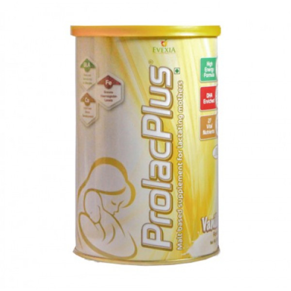 Prolac Plus Vanilla Powder, 200gm