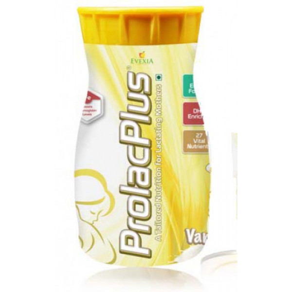 Prolac Plus Vanilla Powder, 500gm
