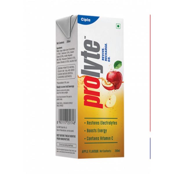Prolyte Rehydrate Apple Liquid 200ml