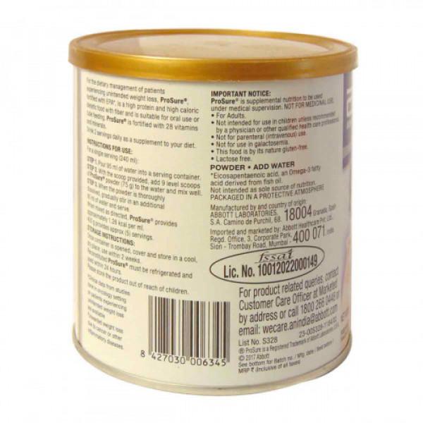 Prosure Orange Powder, 400gm