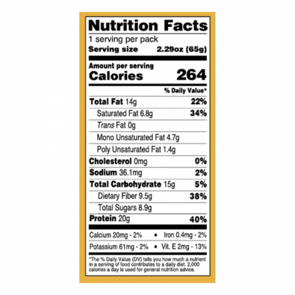 Sirimiri Probiotic Athletes Chocolate & Coconut Protein Bar, 65gm  (Pack Of 6)