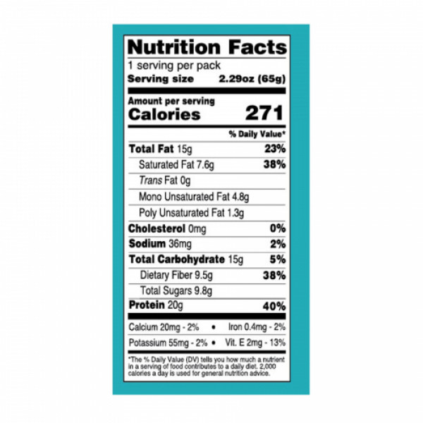 Sirimiri Probiotic Athletes Cool Mint Protein Bar, 65gm (Pack Of 6)