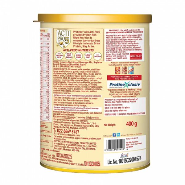 Protinex Lite Vanilla, 400gm