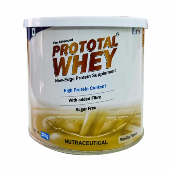 Prototal Whey Powder Delicious Vanilla, 200gm