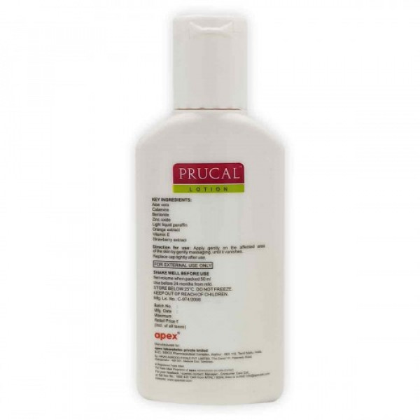 Prucal Lotion, 50ml