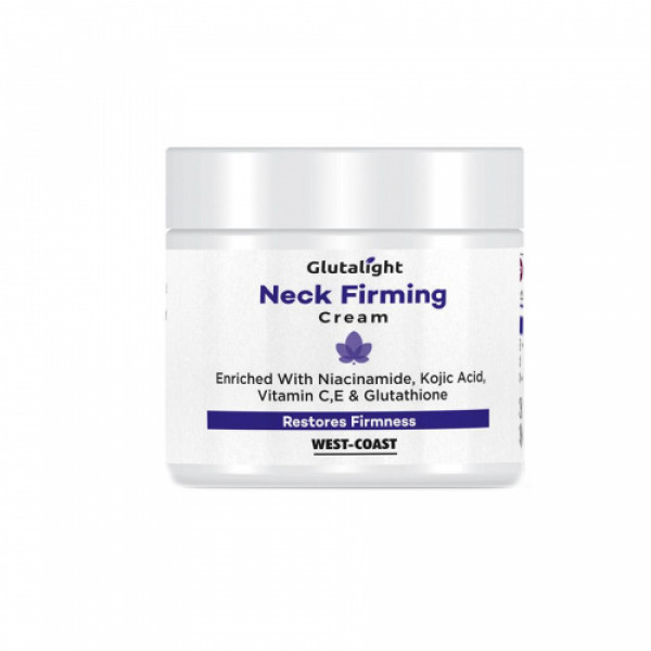 Glutalight Neck Firming Cream, 50gm
