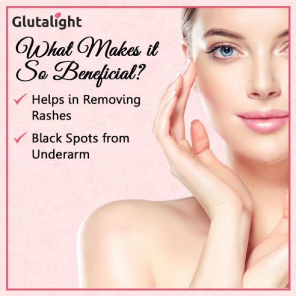 Glutalight Under Arm Cream, 50gm