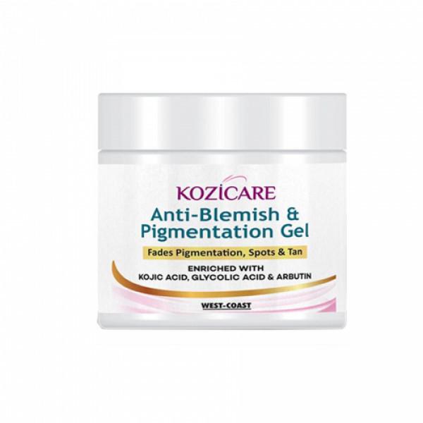 Kozicare Anti-Blemish & Pigmentation Gel, 50gm