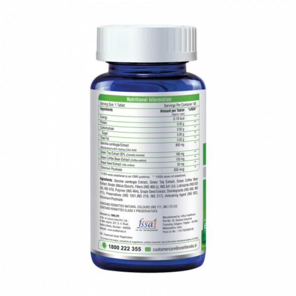Onelife Garcilean, 60 Tablets