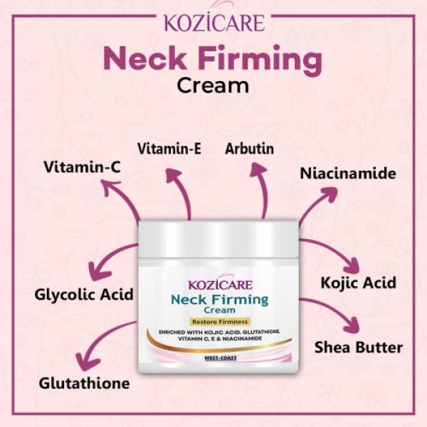 Kozicare Neck firming Cream, 50gm