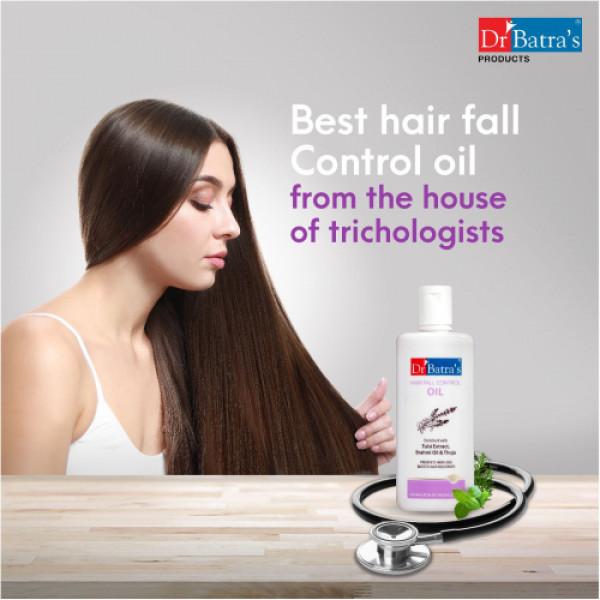Dr Batra's Hair Conditioner, Hair Serum, Hair Oil, and Dandruff Cleansing Shampoo