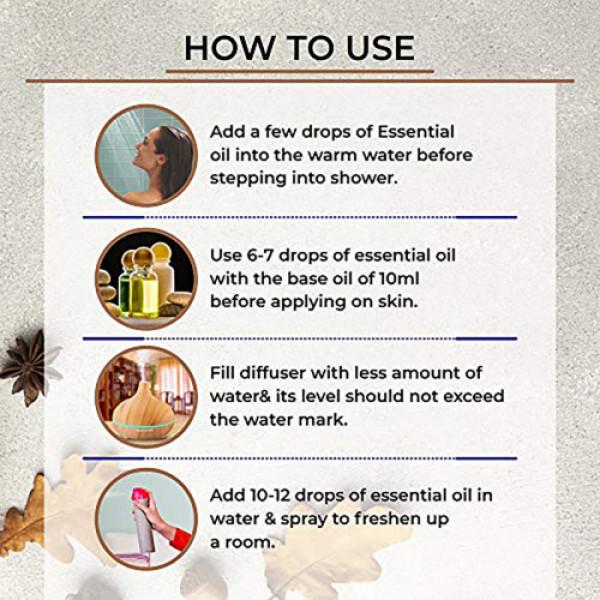 Sage Apothecary Cinnamon Essential Oil, 10ml
