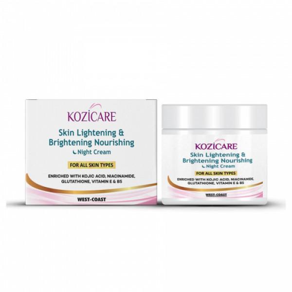 Kozicare Skin Nourishing Night Cream, 50gm