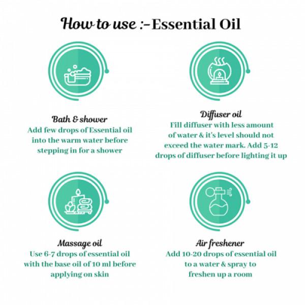 Sage Apothecary Tea Tree Essential Oil, 10ml