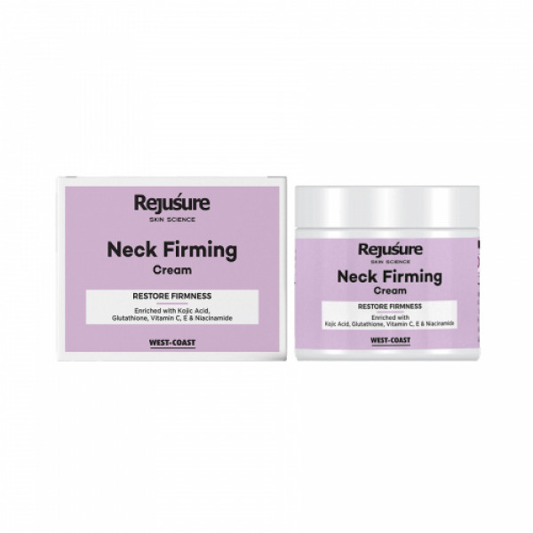Rejusure Neck Firming Cream, 50gm