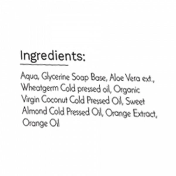 Sage Apothecary Orange Soap, 100gm