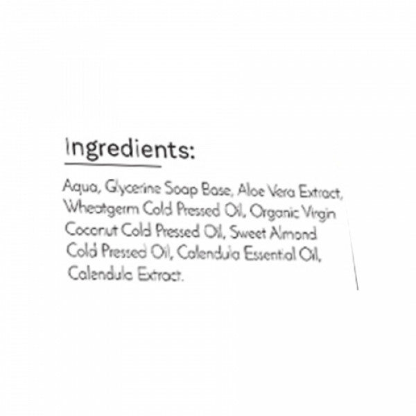 Sage Apothecary Calendula Soap, 100gm