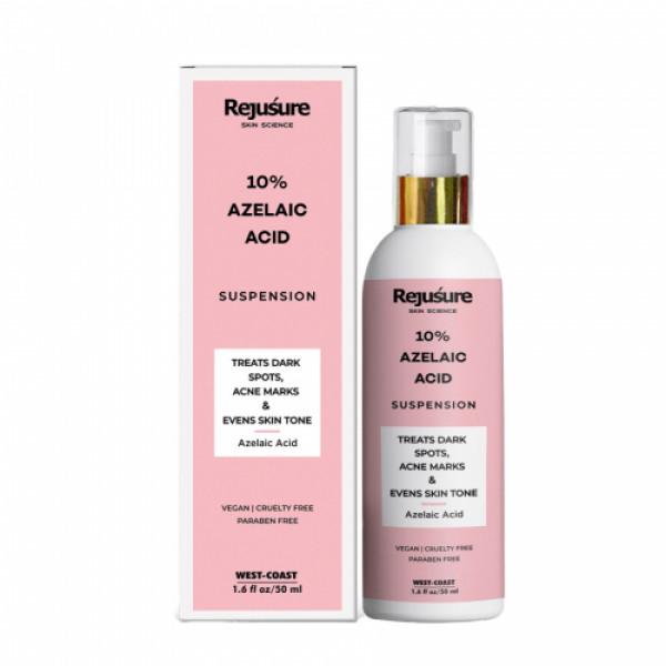 Rejusure 10% Azelaic Acid Cream, 50ml