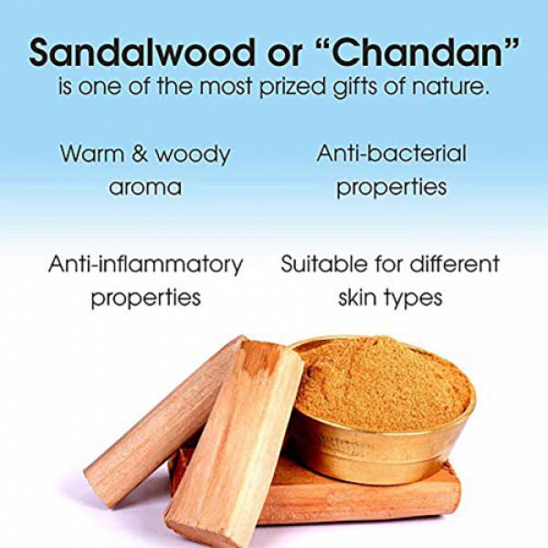 Sage Apothecary Sandalwood Essential Oil, 10ml