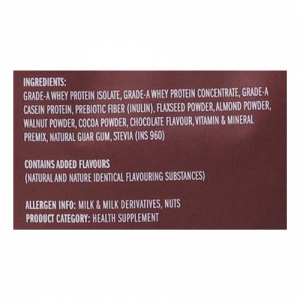 Habbit Super Shake Balanced Double Chocolate Daily Nutrition Shake, 400gm