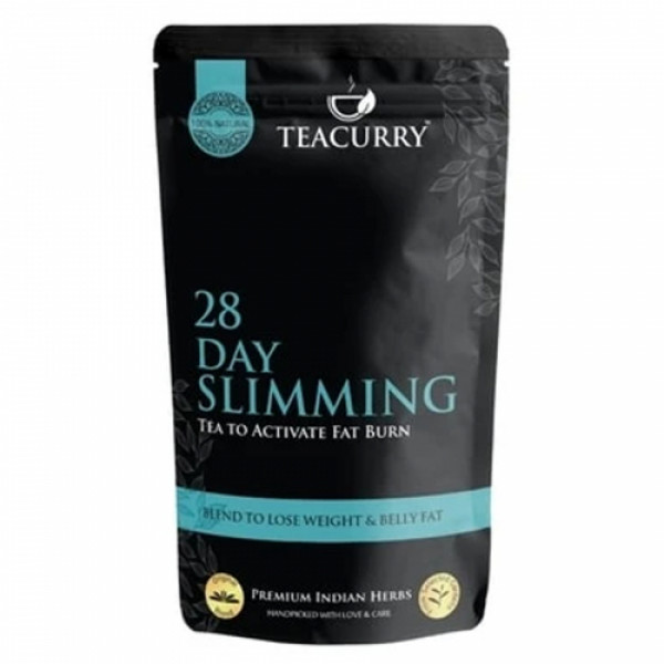Teacurry Slimming Tea, 60 Tea Bags