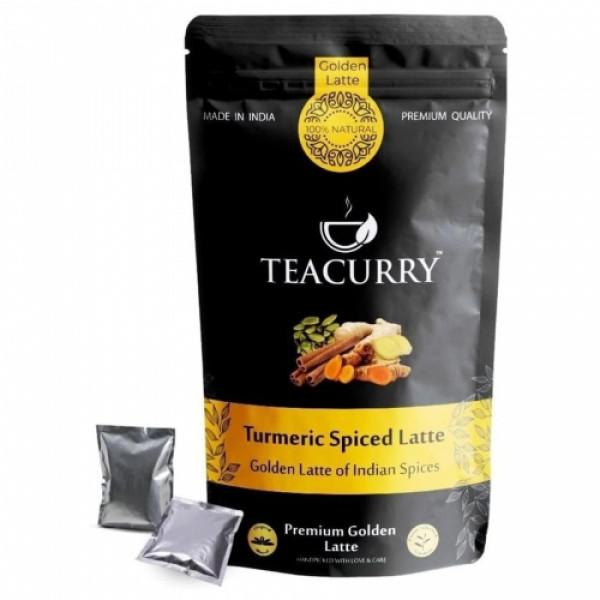 Teacurry Spiced Turmeric Latte, 60 Sachets