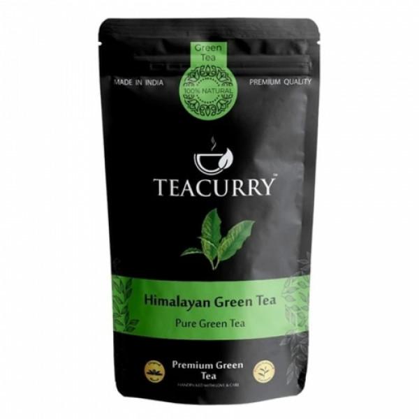 Teacurry Himalayan Green Tea, 30 Tea Bags