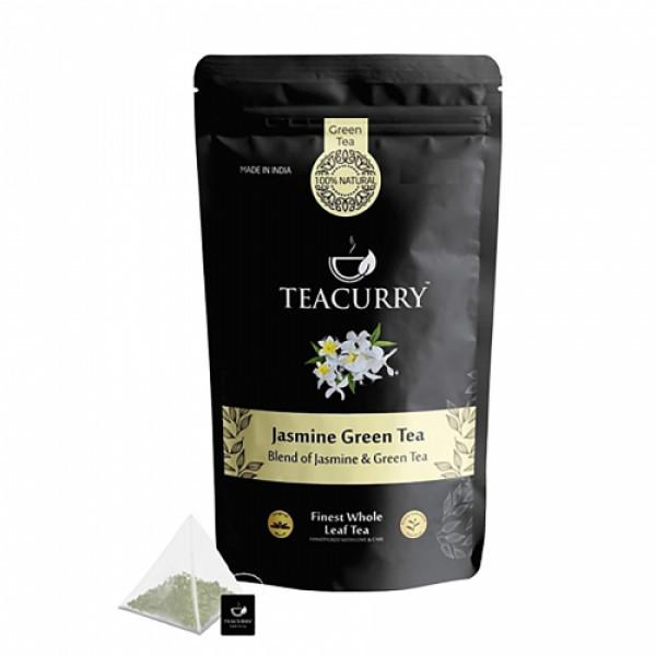 Teacurry Jasmine Green Tea, 200gm