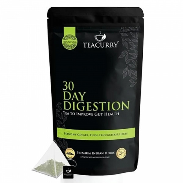 Teacurry Digestion Tea, 200gm
