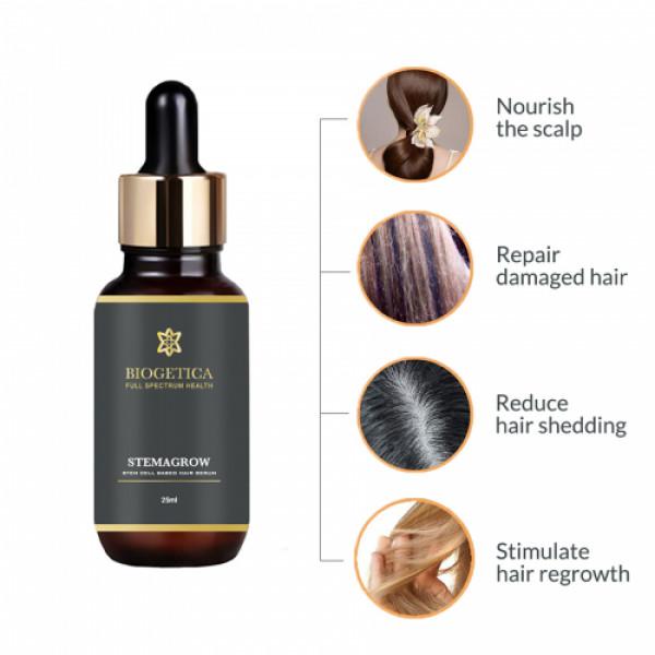 Biogetica Stemagrow Hair Serum, 25ml