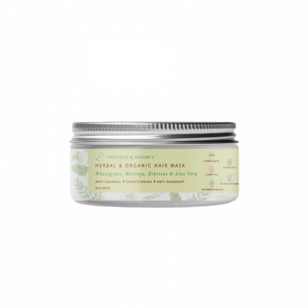 Precious Nature Certified Organic Hair mask, 75gm