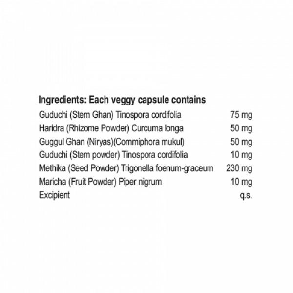Nisarga Herbs Narsimha, 60 Capsules