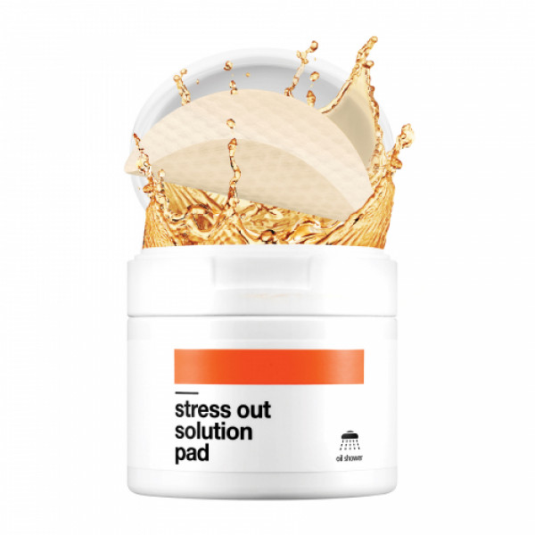 Bella Monster Stress Out Solution, 70 Carrot Pads