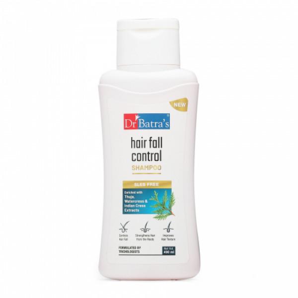 Dr Batra's Hair Fall Control Shampoo, 490ml