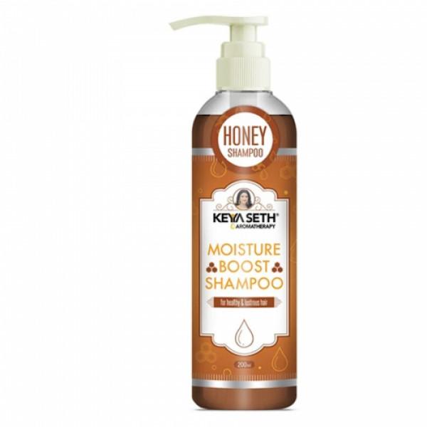 Keya Seth Aromatherapy Moisture Boost Shampoo for Dry & Dull Hair, 200ml